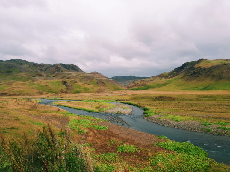 Reykjadalur Hot Spring River Hike